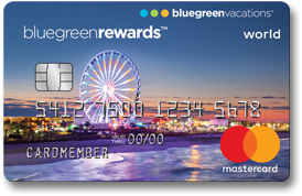 Bluegreen Rewards Mastercard