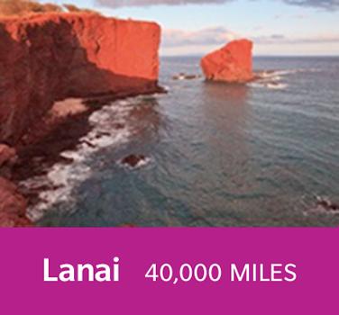 Destination Lanai