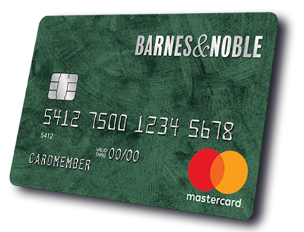 Image of Barnes and Noble Mastercard