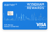 Wyndham Earner Plus cardart Image