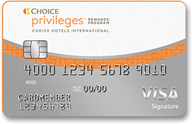 choice visa signature card