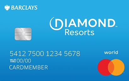 Image of Diamond Resorts World Mastercard