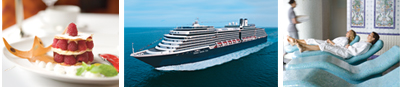 Holland America banner image
