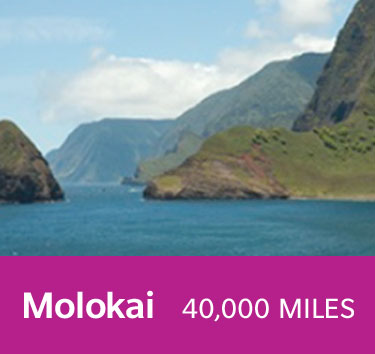 Destination Molokai