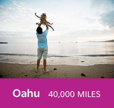 Destination Oahu