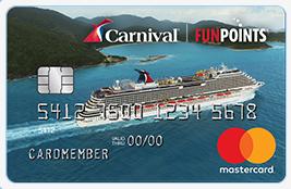 The Carnival World MasterCard