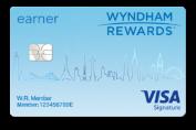 Wyndham Earner cardart Image