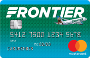 Deals on The Frontier Airlines World MasterCard® - Upto 50000 Bonus Miles